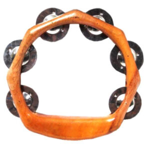 Tambourines have a history stretching back thousands of years featuring in Greek, Arabic, Asian and South American musical cultures.